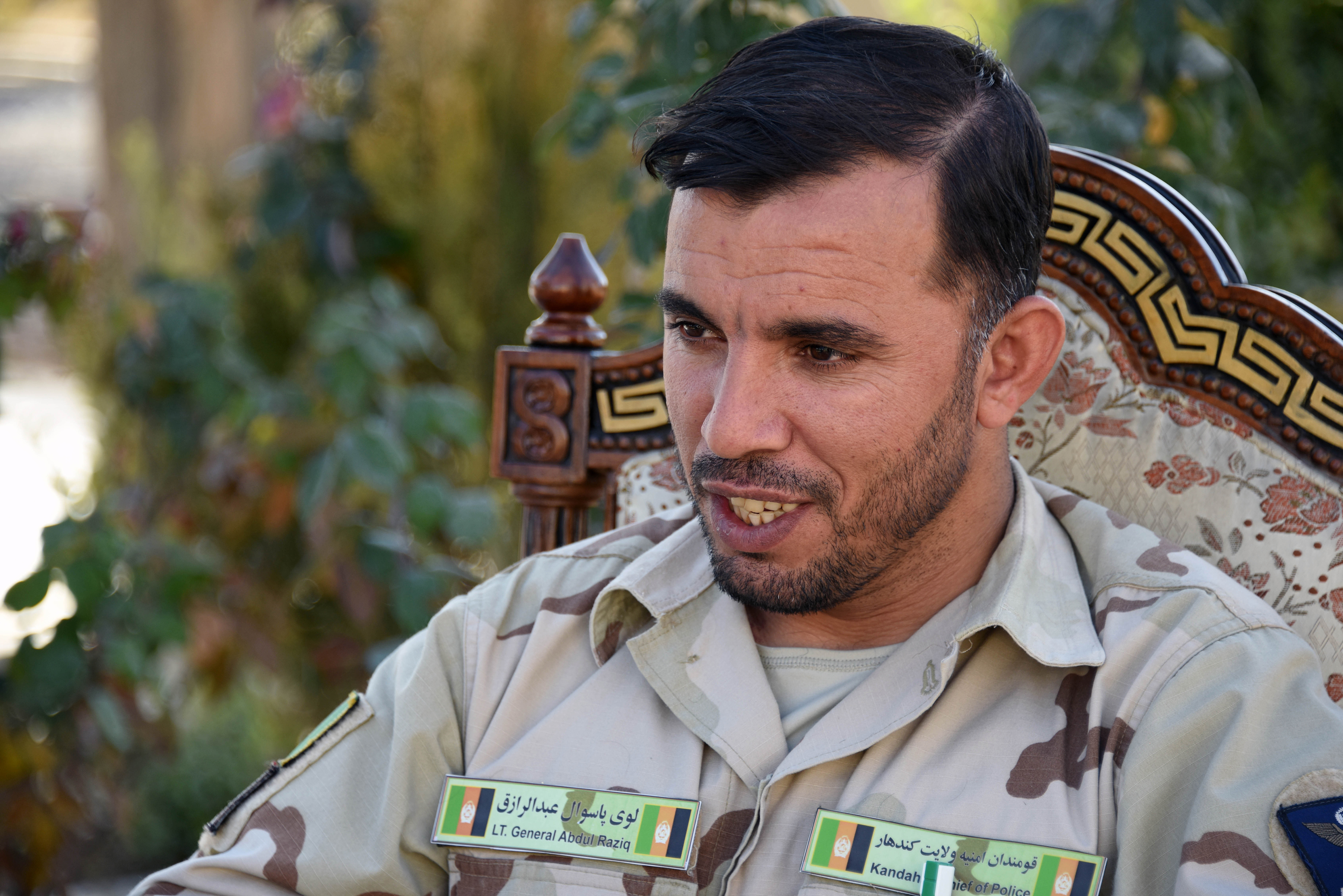 Slain Afghan general remembered as patriot, staunch Taliban opponent