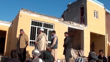 Kunduz residents hold Taliban accountable for destruction of their homes