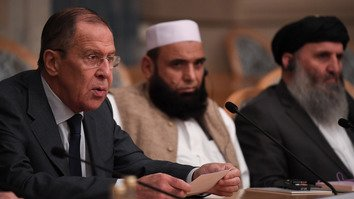 Moscow 'peace conference' highlights Taliban infighting, Russian meddling