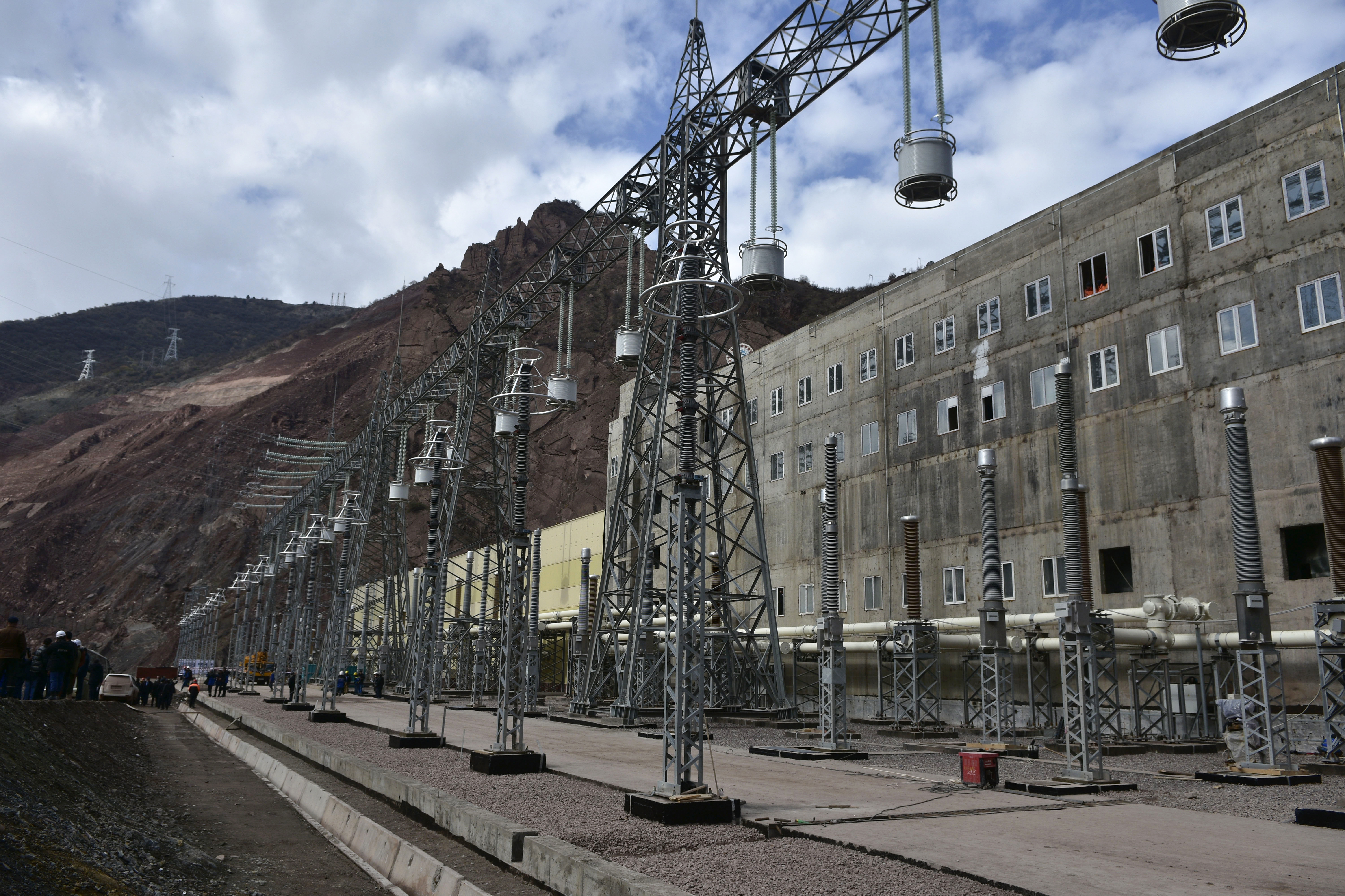 Tajikistan's new dam project to provide needed electricity to Afghanistan, Pakistan