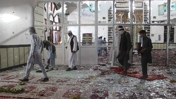 Iran accused of blowing up mosques to instigate religious war in Afghanistan