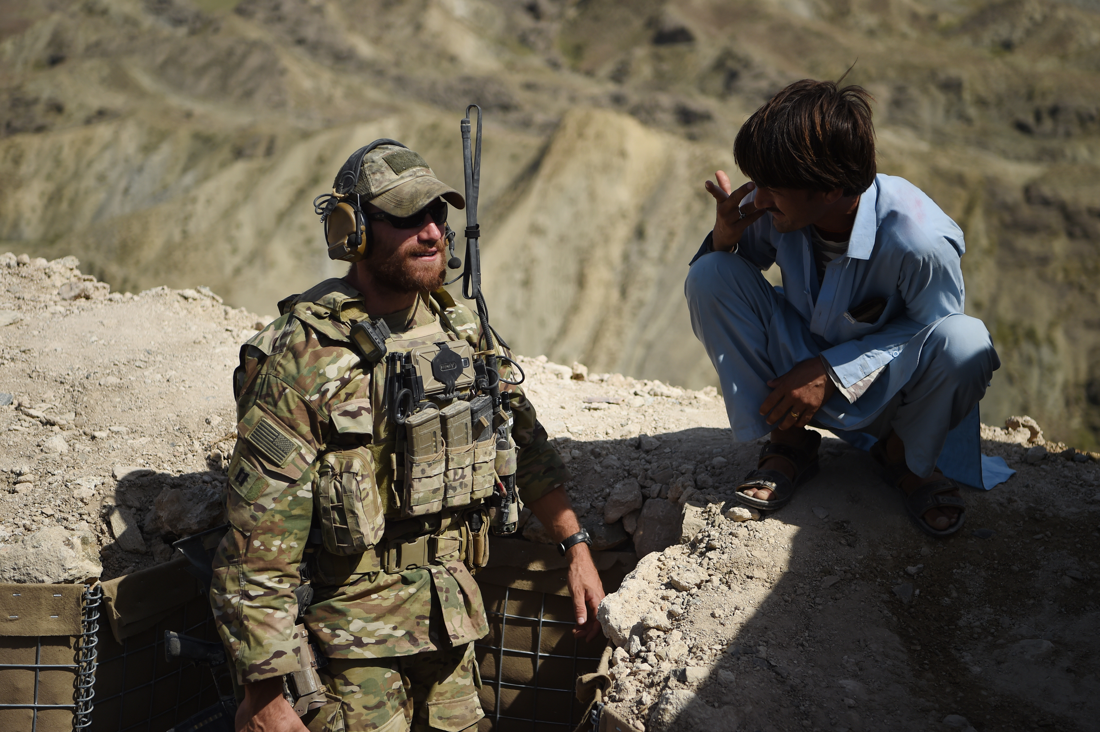 Rumours about US support for ISIS in Afghanistan dismissed as foreign ploy