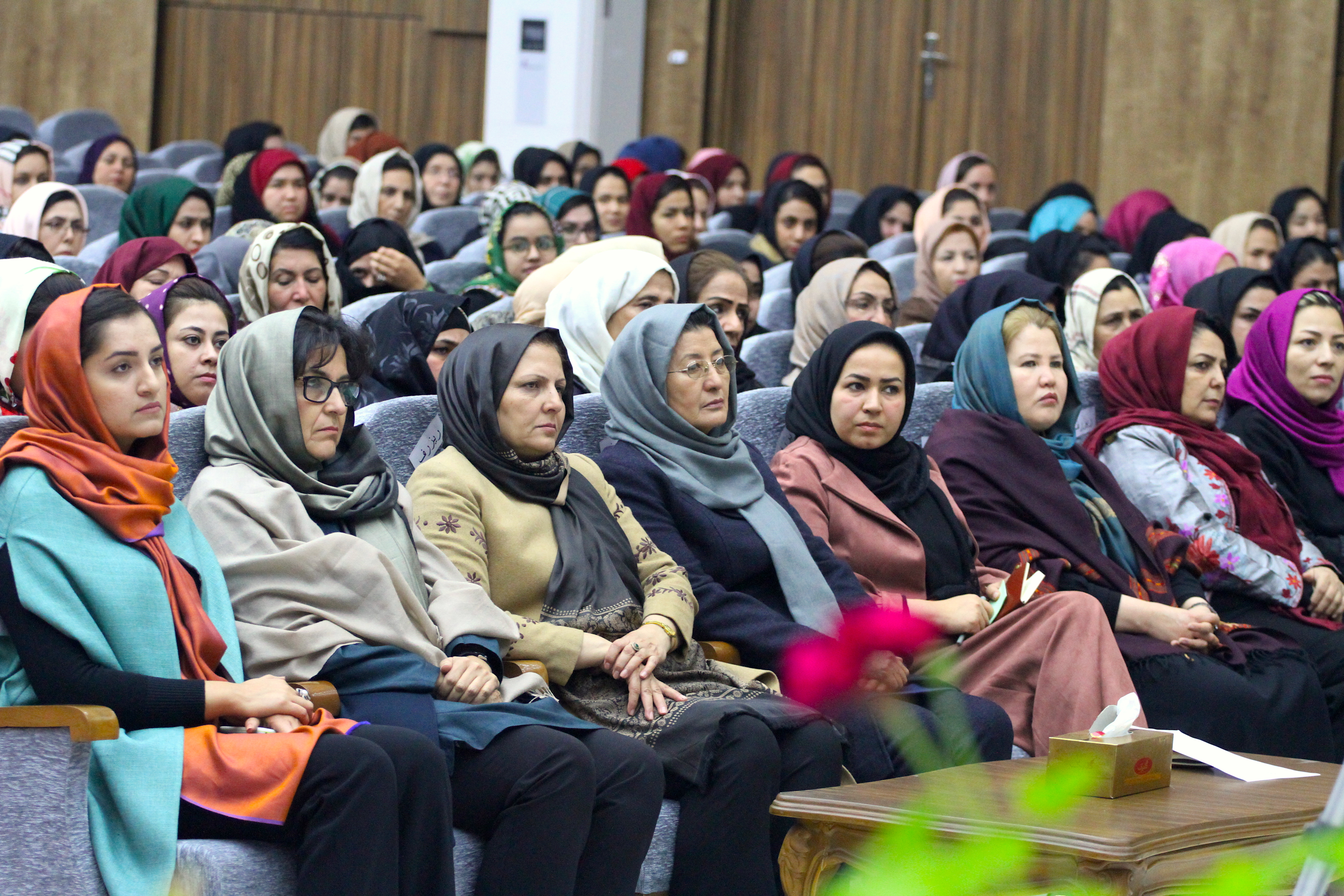 Afghan women playing key role in national efforts for peace