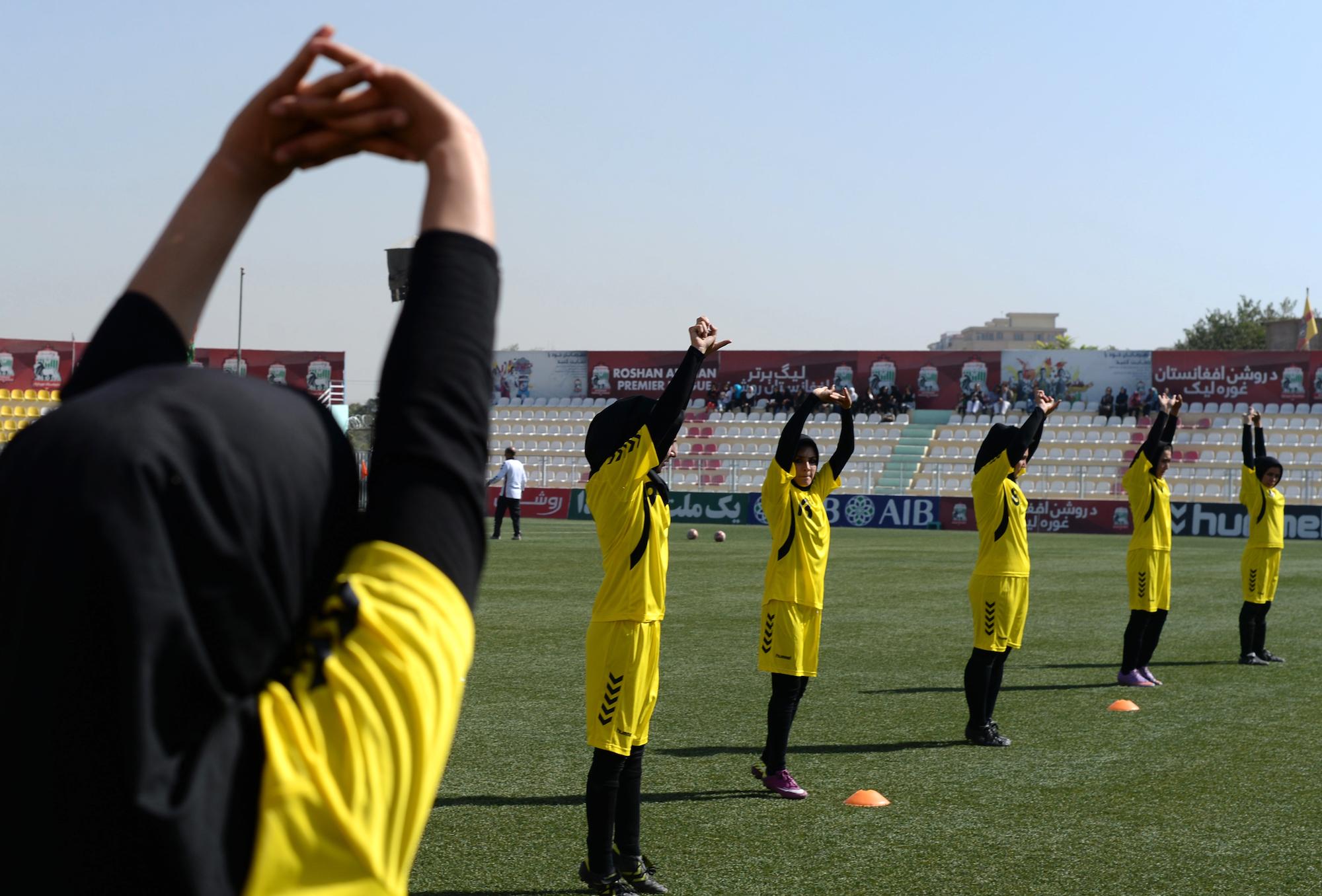 استقبال افغان ها از تفحص حکومت در رابطه با تعرض جنسی در فوتبال بانوان