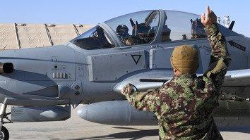 د افغان هوایي ځواک د شپنیو عملیاتو نوو وړتیاوو اورپکو ته نوی ګواښ جوړ کړی دی