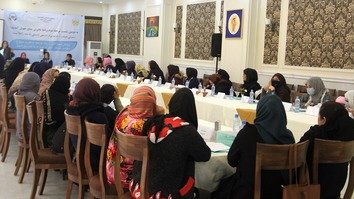 More than 60 women from six provinces gathered December 23-26 in Herat city to discuss ways of advancing peace in the country. [Omar]