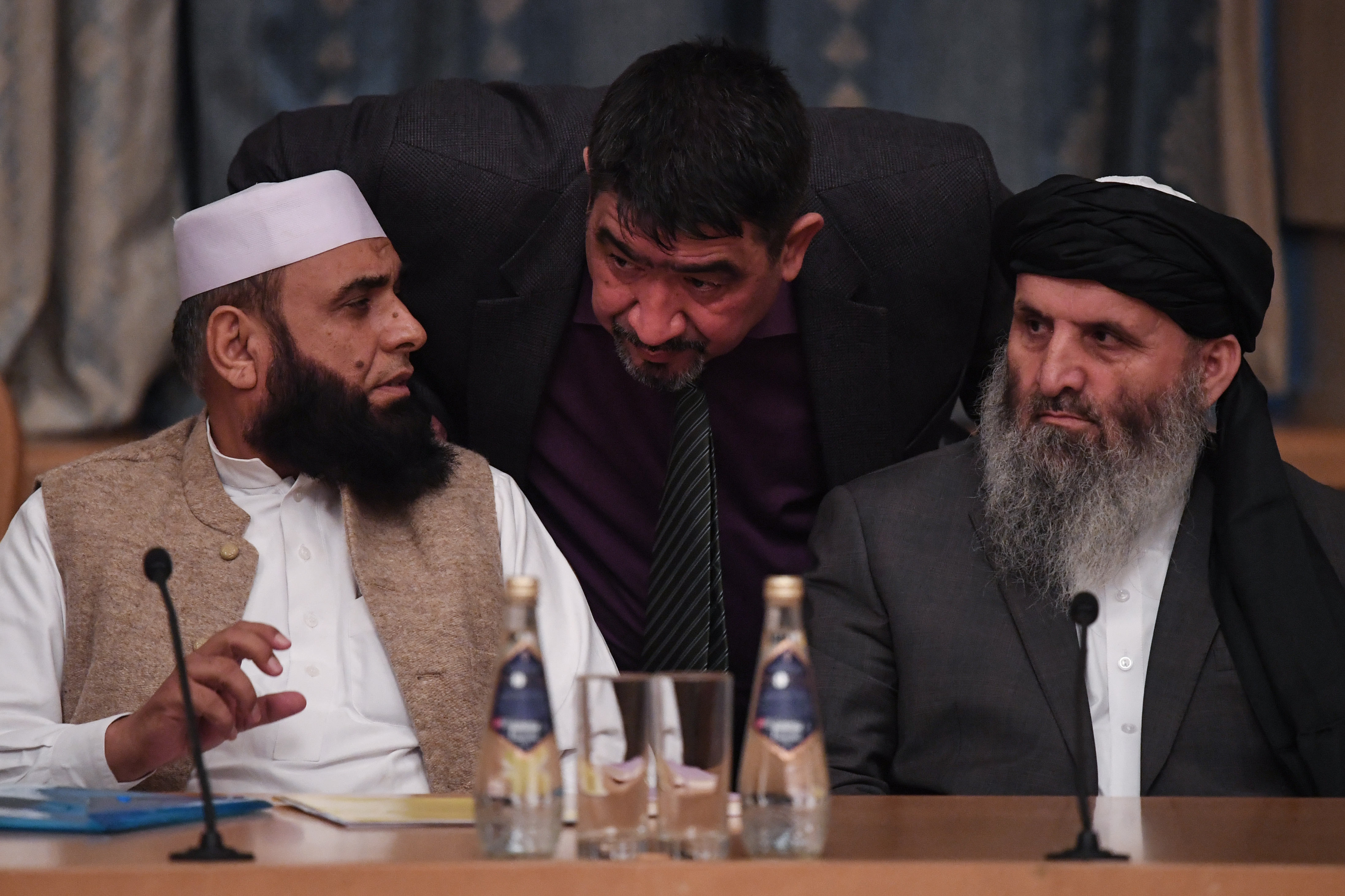 Iran's dealings with Taliban constitute effort to topple Afghan government
