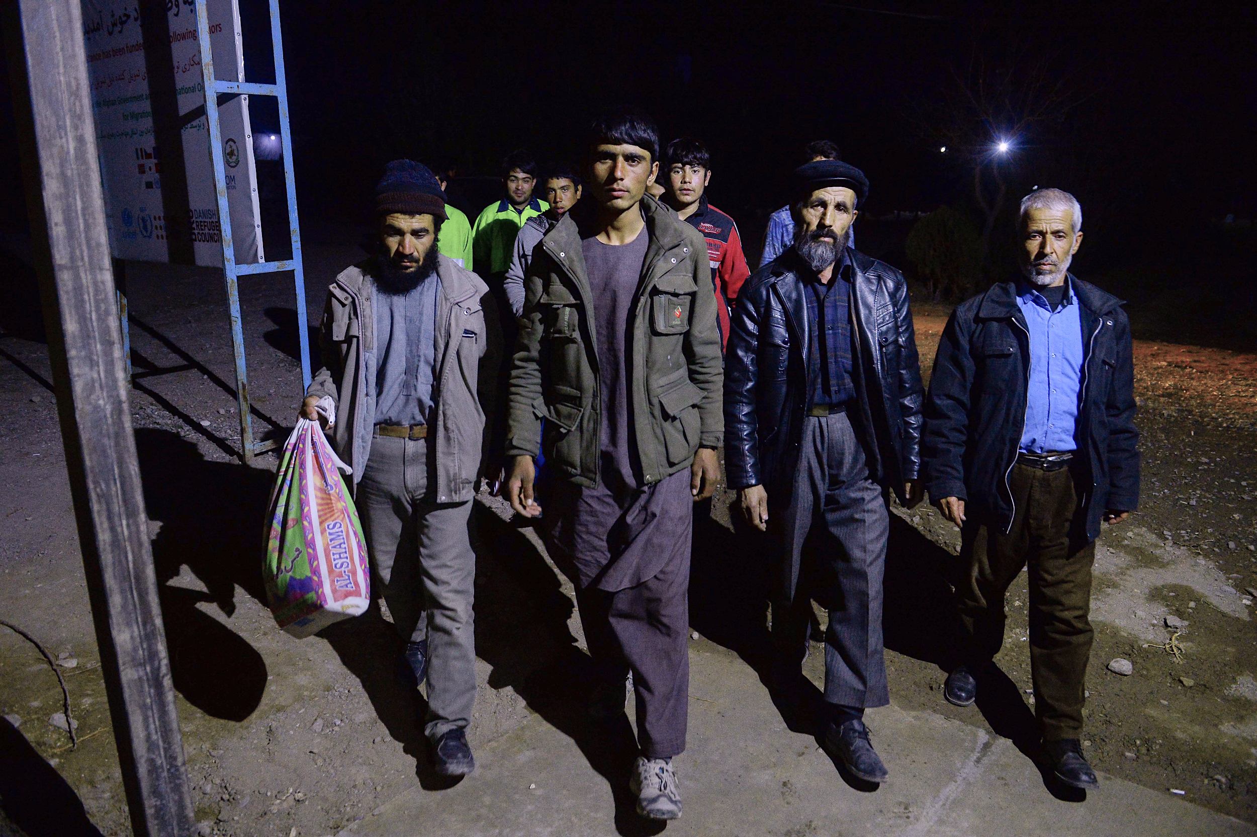 Record number of Afghan migrants returned home from Iran in 2018