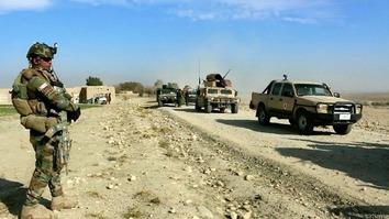 انهدام مراکز قومندانی طالبان در ننگرهار توسط نیروهای افغان