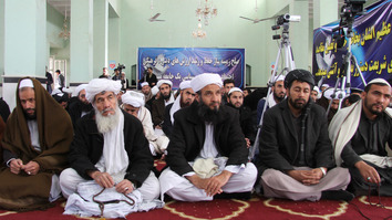 Almost 100 religious scholars gathered in Herat city January 17 and urged the Taliban to end their illegitimate war against the Afghan people. [Omar]