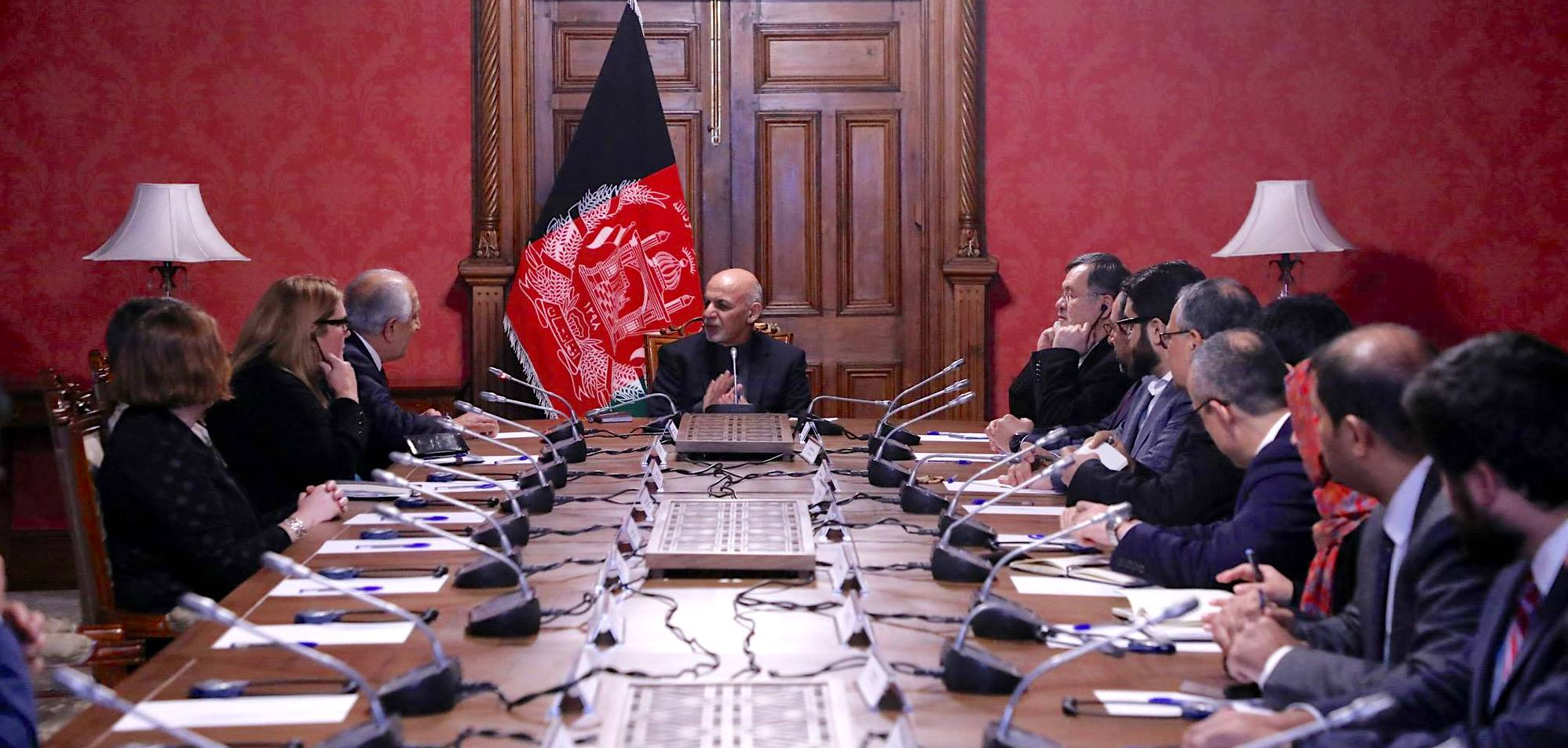 Ghani calls on Taliban to 'enter serious talks' with Kabul