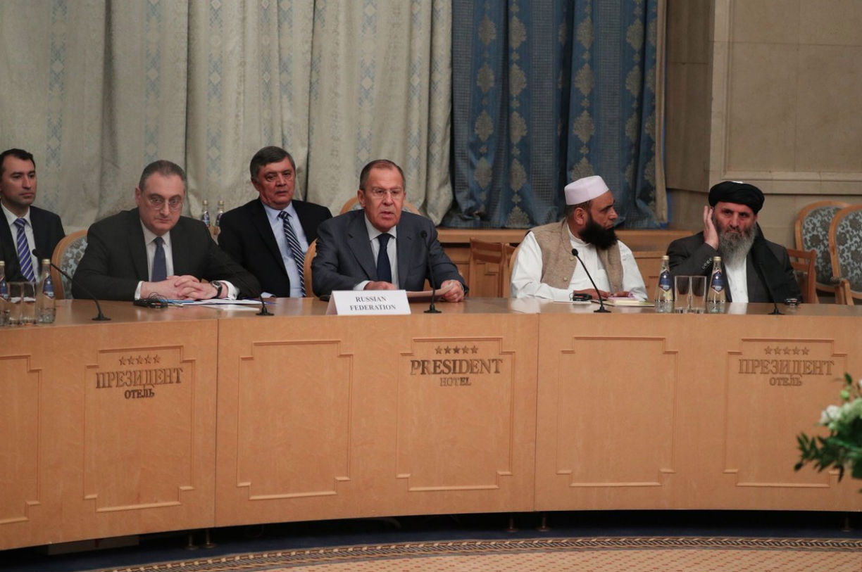 Moscow meeting between Taliban, Afghan opposition seeks to derail peace process