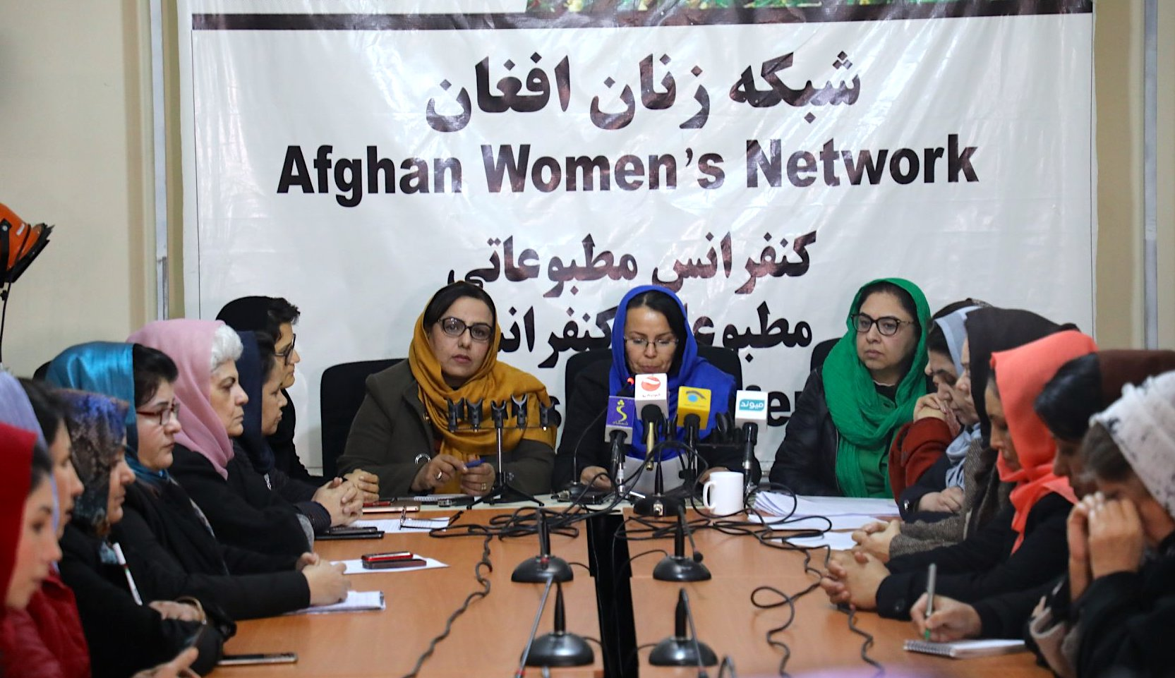 We are not a 'political tool', say Afghan women on Moscow meeting