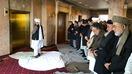 عالم افغان: نماز خواندن عقب اعضای طالبان در شریعت جواز ندارد