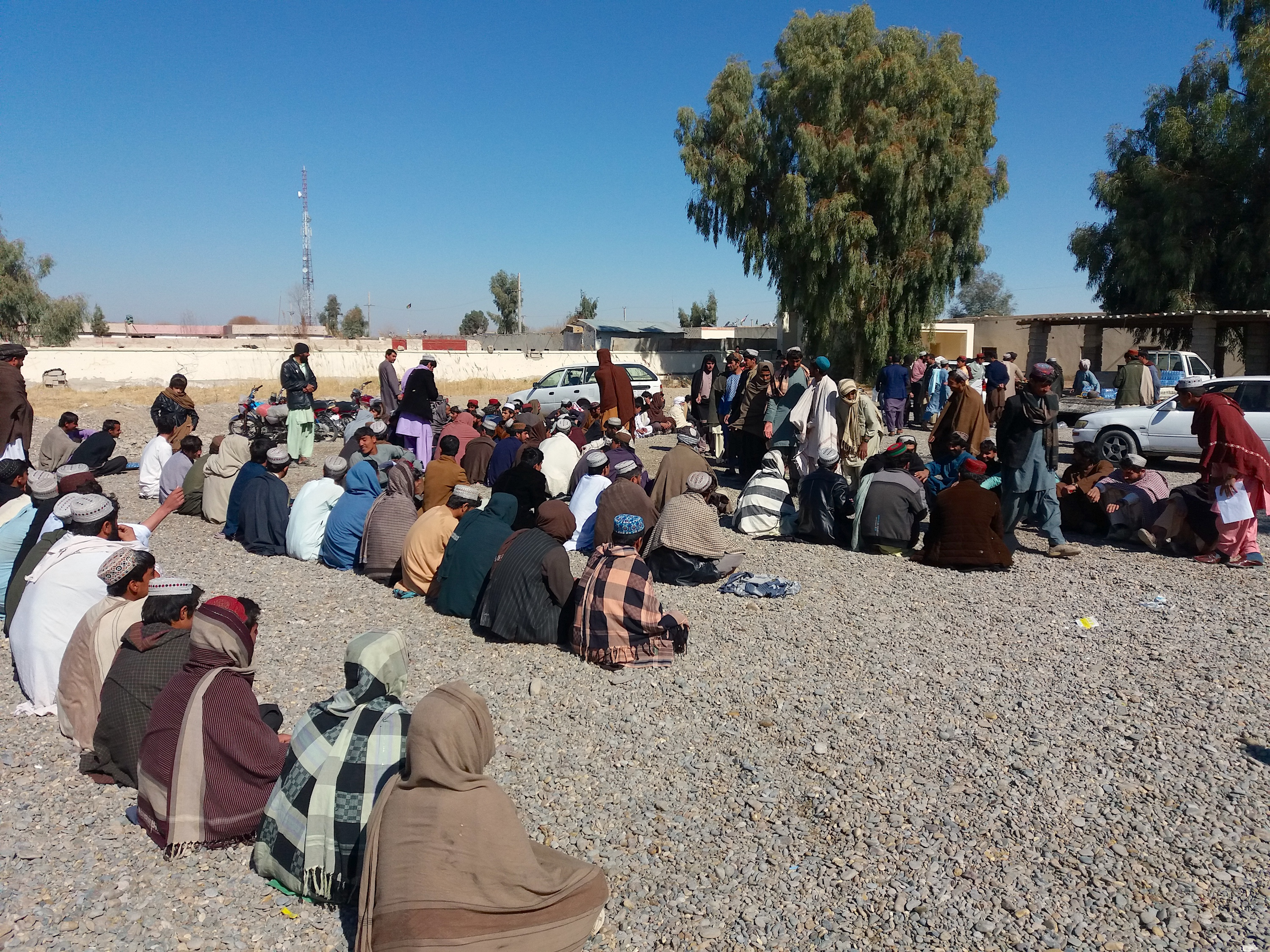 Helmand residents beg the Taliban: 'Stop killing us'