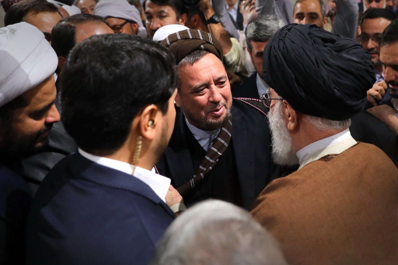 Ghani fired Mohaqiq to counter Iranian influence in Afghanistan