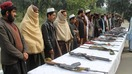 Seeking a peaceful life, more Taliban, ISIS fighters surrender in Nangarhar