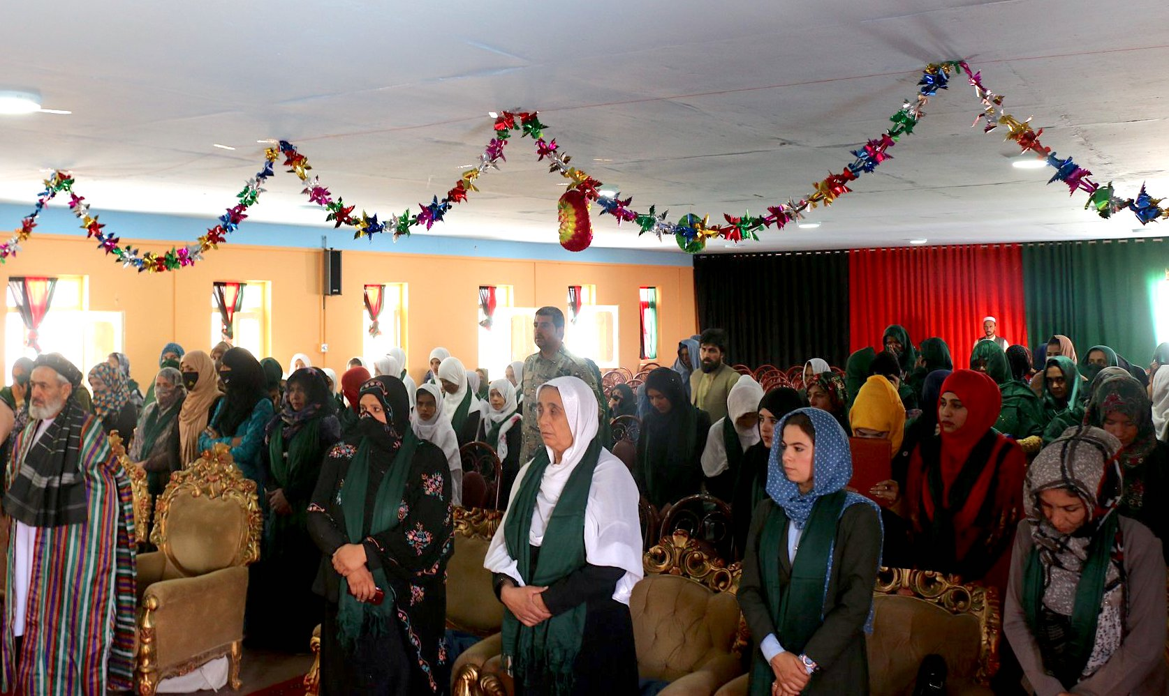Unshackled from Taliban rule, Logar women seek bigger role in government