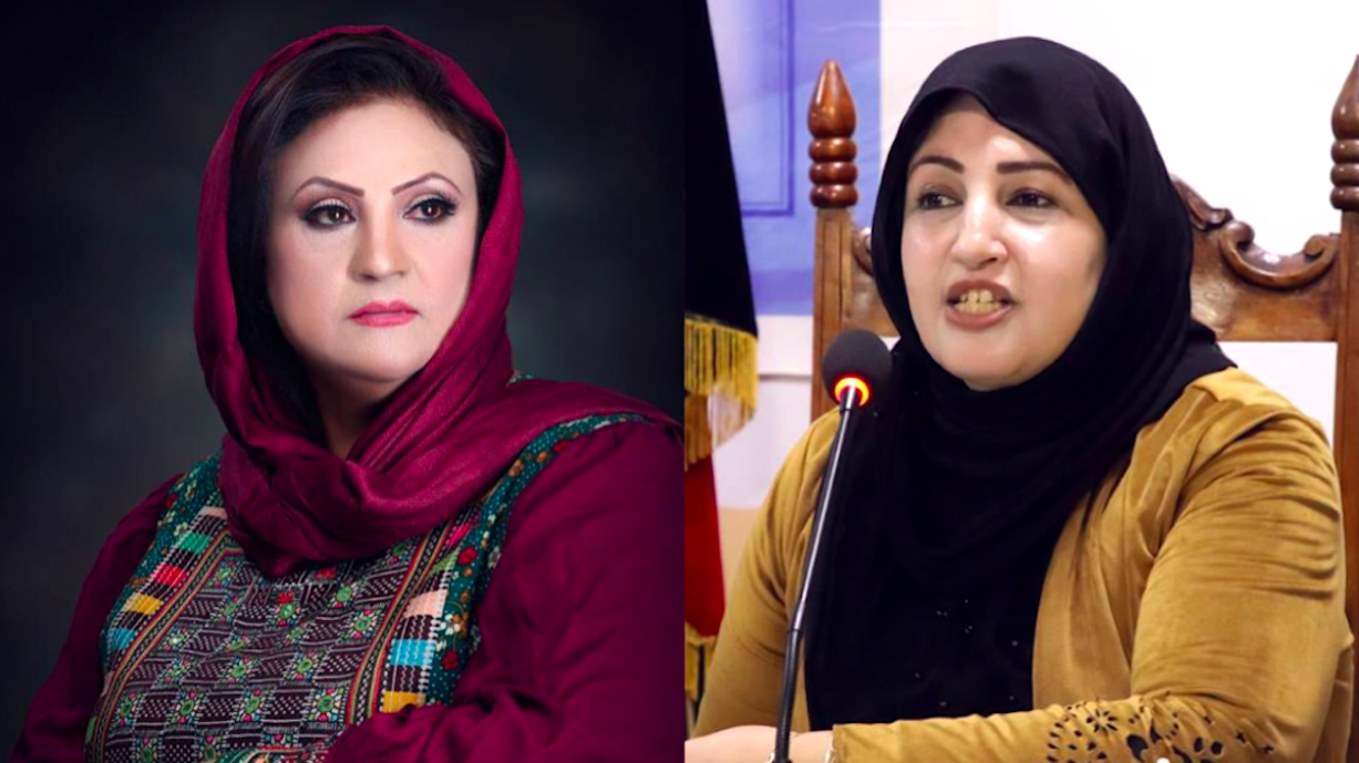 New electoral commission leaders reflect women's achievements since Taliban rule