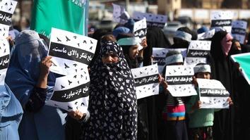 تقاضای زنان هرات برای محافظت از دستاوردهای شان