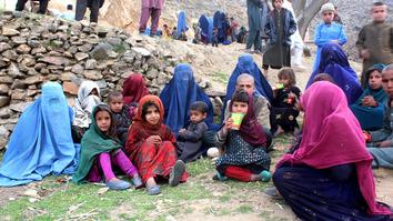 آواره شدن بیش از ۲ هزار فامیل در کنر بر اثر درگیری های بین طالبان و داعش