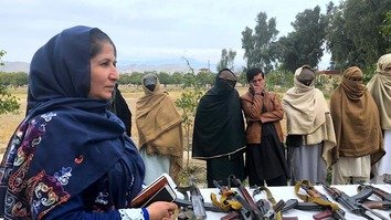 Nangarhar to boost jobs for women as enthusiasm for work grows
