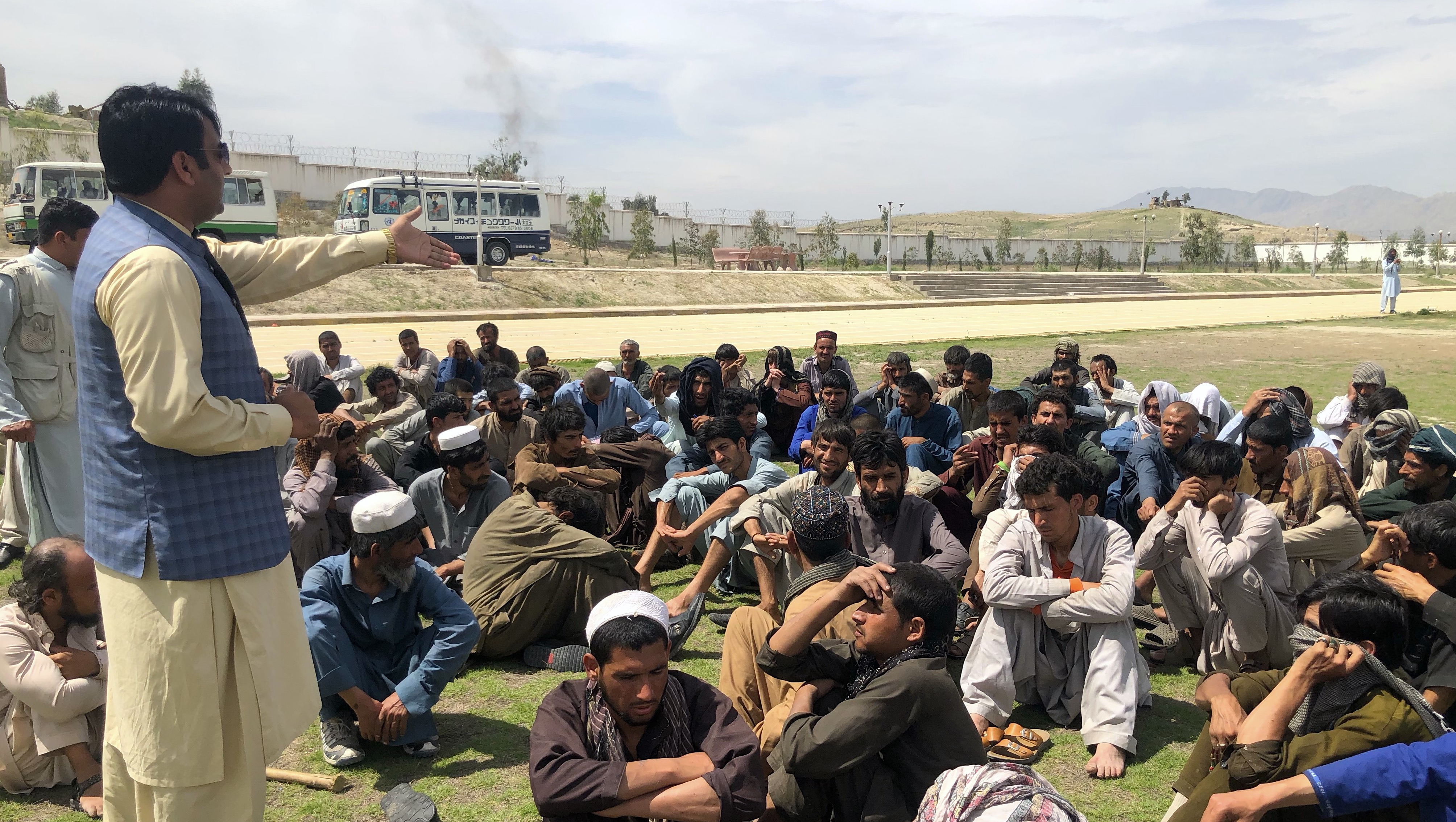 Taliban's drug business spurs surge of addicts in Nangarhar