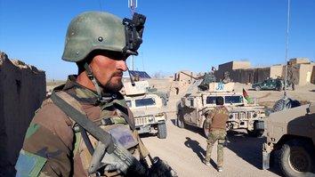 روس ها در کنار طالبان در بالامرغاب می جنگند