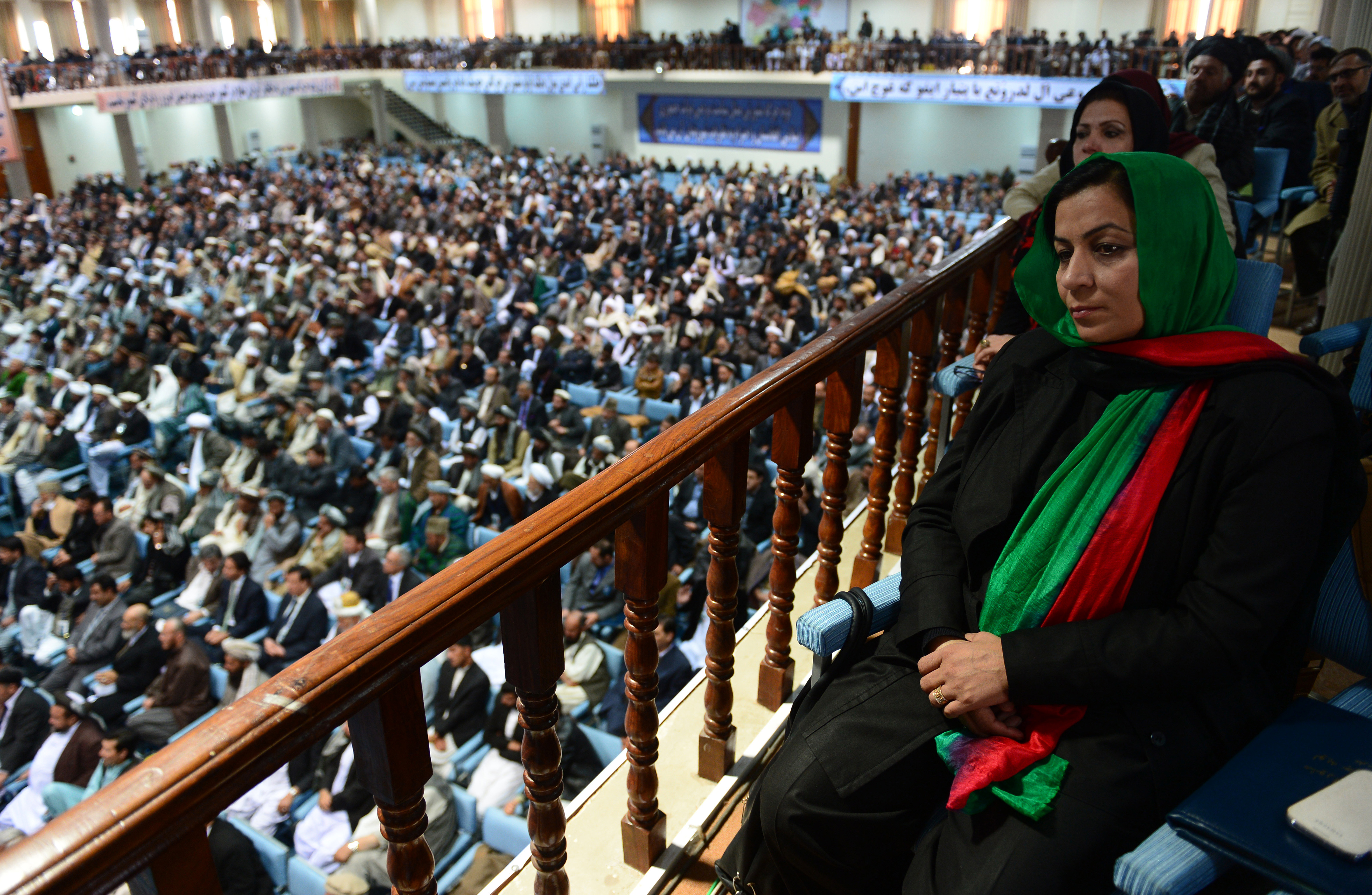 Taliban refusal to attend Loya Jirga signals goal of violence, Afghans say