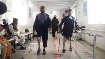 بلند رفتن آمار تلفات ماین ها همزمان با شدت گرفتن درگیری ها در افغانستان