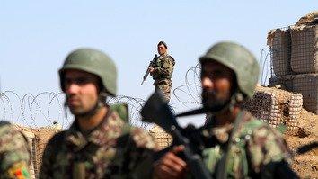 مهار طالبان در غرب افغانستان در نتیجه عملکرد اردوی محلی