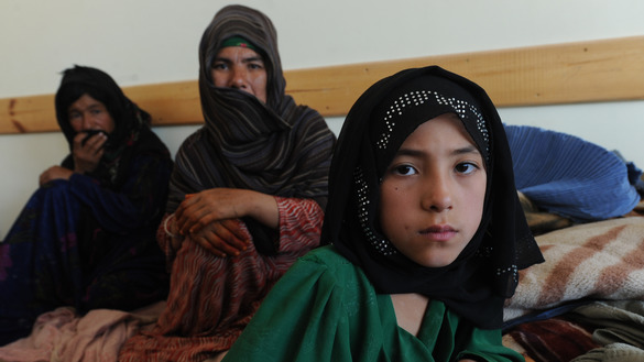 Teen girls Ghazni