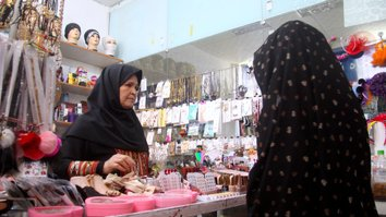 Afghan female entrepreneurs refuse to return to 'dark era' of Taliban