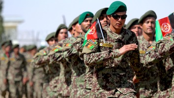 Young recruits raise morale, bolster Afghan forces in Herat