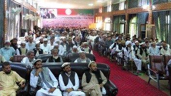 باشنده گان کنر گفتند، جنگ بی پایان طالبان جهاد نیست