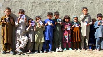 د اورپکو د وحشیانه جګړې زور له کلیوالو افغانانو وځي