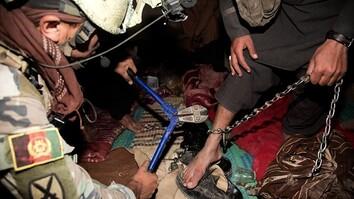نیروهای افغان صدها تن گروگان را که در توقیف غیرقانونی طالبان بودند، نجات دادند
