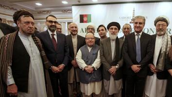 افغان سیاستوالو د همکارۍ د پراختیا لپاره په پاکستان کې جوړ شوي کانفرانس کې برخه واخیستله