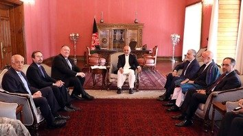 Pompeo says US hopes for Afghan peace deal in 2 months