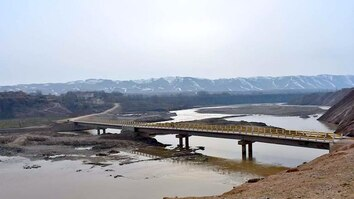 Taliban's destruction of key bridge cuts off 20 villages in Takhar Province