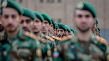 Capture of armed Iranian troops in Farah demonstrates continuing interference