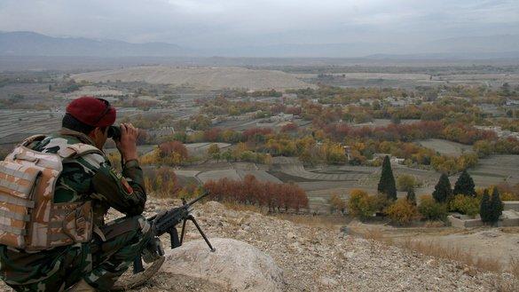 داعش و طالبان بخاطر کنترل کردن معدن های تالک در ننگرهارباهم درگیرشدند