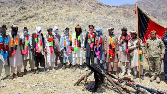 Former militant commander in Kunar regrets fighting for foreigners