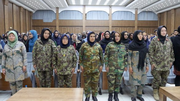 Herat residents praise bravery and dedication of Afghan forces