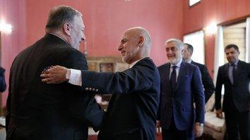 افغانستان او متحده ایالاتو موافقه وکړه چې له طالبانو سره د سولې خبرې چټکې کړي