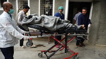 Afghan election season kicks off despite deadly Kabul attack