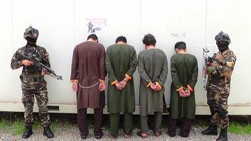 دستگیری یک حلقهٔ جاسوسی در هرات اراده های شیطانی تهران را تائید کرد