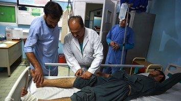 بمبگذاری مرگبار طالبان یک مرکز پولیس را هدف قرارداد