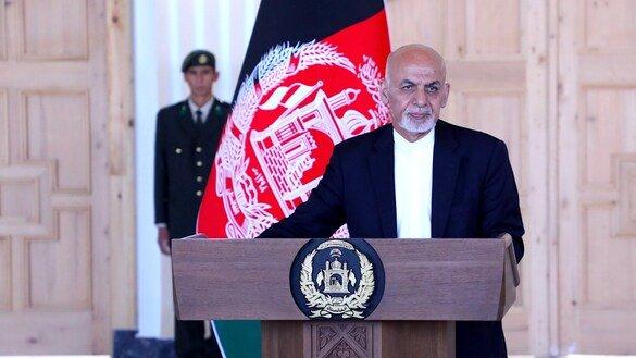 پس از حمله مرگبار بر مراسم عروسی در کابل غنی تعهد کرد که داعش را از بین می برد