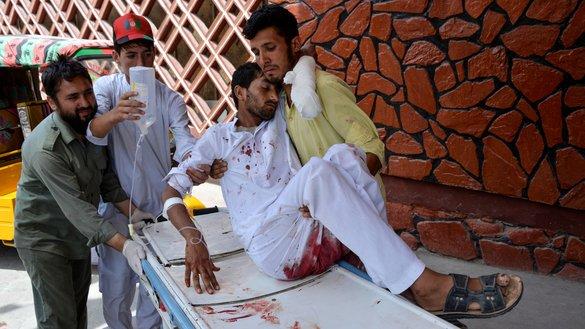 بمب گذاری ها در جلال آباد، تجلیل روز استقلال را اخلال کردند